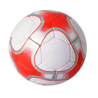 Fotbalový míč SPARTAN Corner  - červená