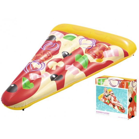 INTEX nafukovací lehátko PIZZA