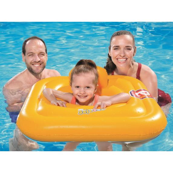 Nafukovací křesílko Bestway Swimm Safe ABC 76 x 76 cm
