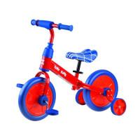 Inlea4Fun Dětské cykloodrážadlo 3 v 1 Tiny Bike - Spider