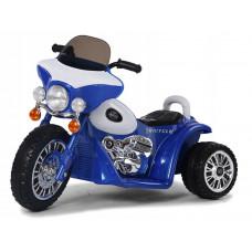 Dětská elektrická tříkolka Chopper PA0116 - modrá Preview