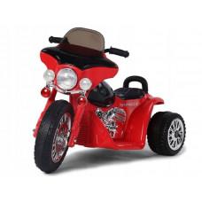 Dětská elektrická tříkolka Chopper PA0116 - červená Preview
