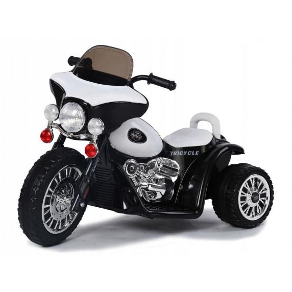 Dětská elektrická tříkolka Chopper PA0116 - bílá