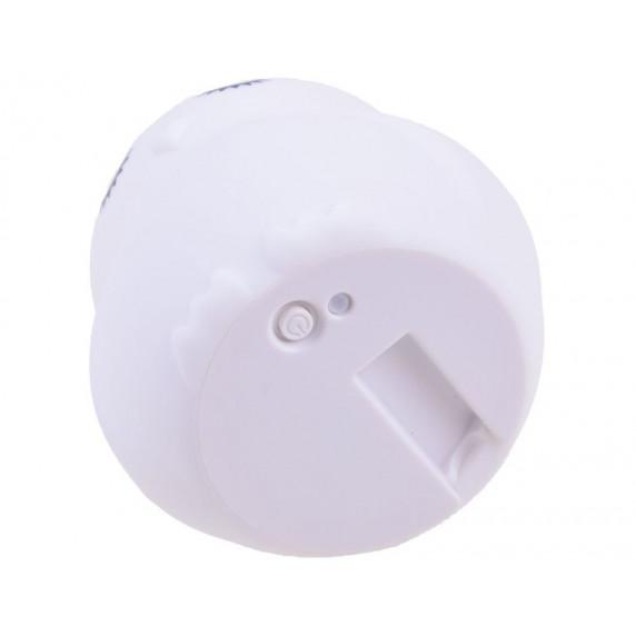 Dětská noční lampa silikonová LED - Sovička