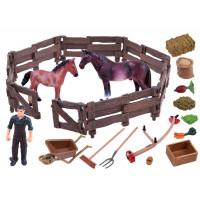 Farma - koně v ohradě Inlea4Fun
