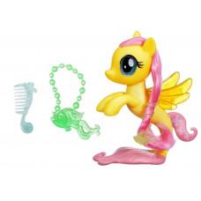 My Little Pony Mořský poník Fluttershy Preview