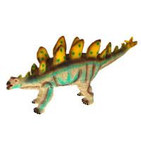 Inlea4Fun Dinosaurus figurka - Stegosaurus s tečkovanými hroty