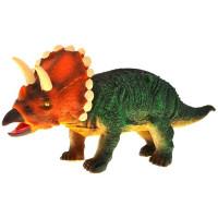 Inlea4Fun Dinosaurus figurka - Triceratops