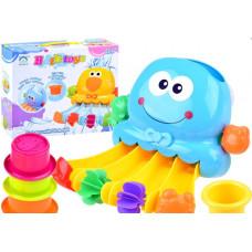 Hračka na koupání Chobotnice Inlea4Fun Bath Toys Preview