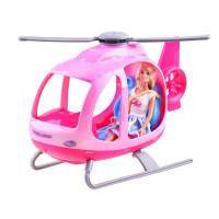 Růžový vrtulník s panenkou Inlea4Fun ANLILY