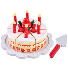 Dětský krájecí dort Inlea4Fun SPONGE CAKE Preview