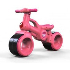 Inlea4Fun Dětské odrážedlo motorka BABY RIDE ON RO0063 - růžové Preview