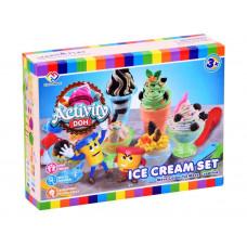 Activity-Doh ICE CREAM Plastelínová sada na výrobu zmrzlin Preview