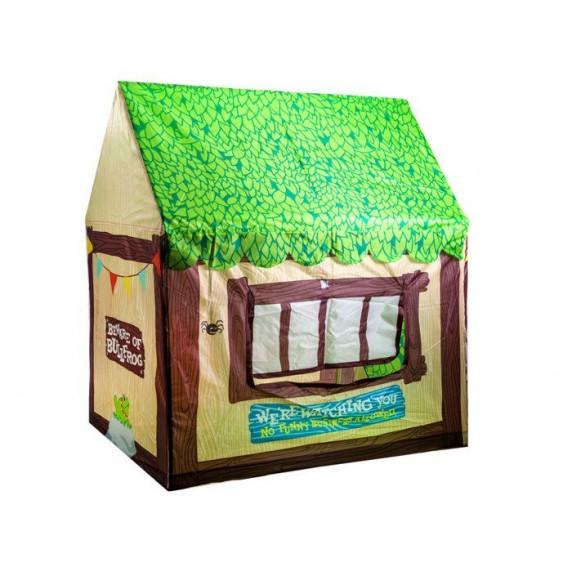 Dětský stan rozkladací domeček Inlea4Fun CLUBHOUSE