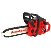 Dětská motorová pila Inlea4Fun POWER SOUND - červená