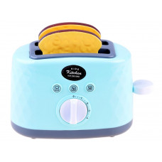 Inlea4Fun BREAD MACHINE Dětský topinkovač - modrý Preview