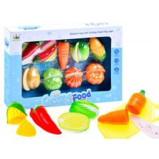 Inlea4Fun Dětská krájecí sada zeleniny CUTTING FOOD Preview