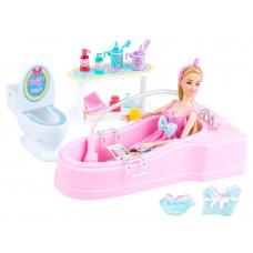 Inlea4Fun BUBBLE BATHROOM Koupelna s panenkou Preview