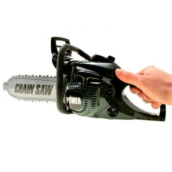 Dětská motorová pila Inlea4Fun CHAIN SAW - zelená