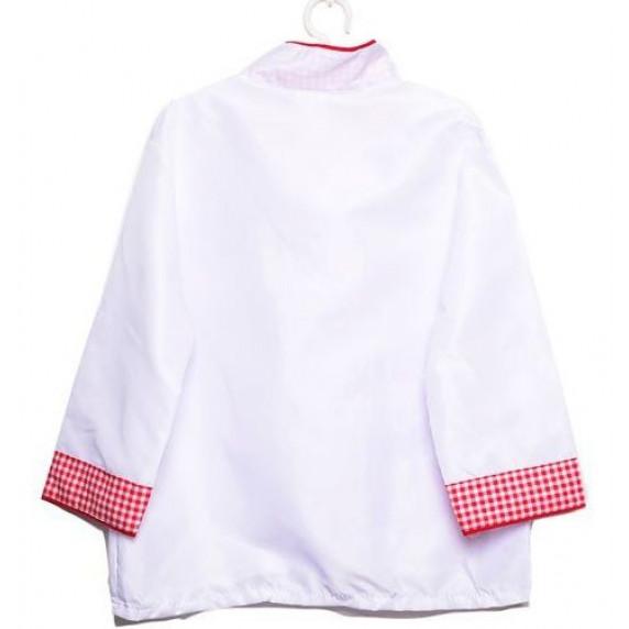 Inlea4Fun Dětský kostým Šéfkuchař