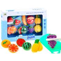 Inlea4Fun Dětská krájecí sada ovoce CUTTING FOOD