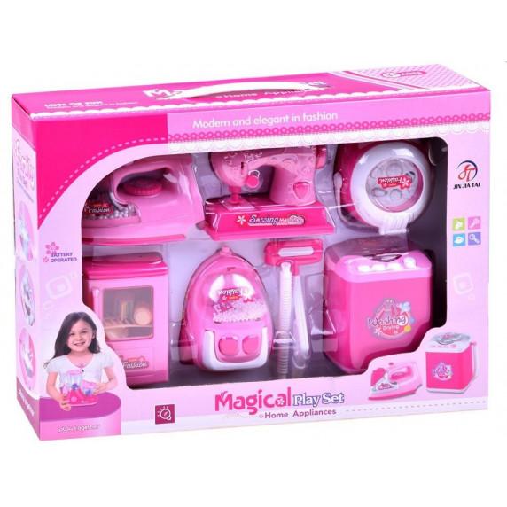 Inlea4Fun MAGICAL PLAY SET Souprava dětských spotřebičů