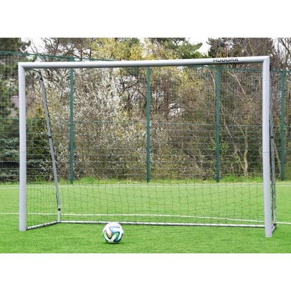 Hudora kovová fotbalová branka EXPERT 180 x 120 x 160 cm 76933