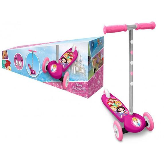 Dětská tříkolová koloběžka Princess