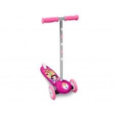 Dětská tříkolová koloběžka Princess Preview