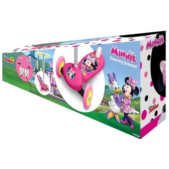 Dětská tříkolová koloběžka Minnie Mouse