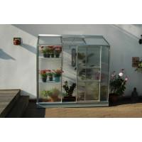 VITAVIA IDA skleník 1300 PC 6 mm stříbrný
