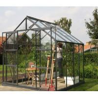 VITAVIA URANUS skleník 6700 čiré sklo 3 mm zelený