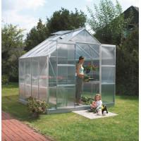 VITAVIA URANUS skleník 6700 PC 4 mm - stříbrný