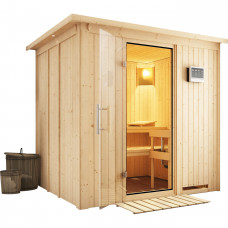 Finská sauna KARIBU SODIN (75698) Preview