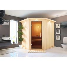 Finská sauna KARIBU SIIRIN (71376) Preview