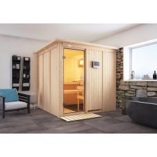 Finská sauna KARIBU RODIN (75730) Preview