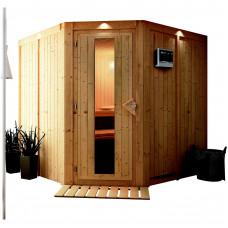Finská sauna KARIBU JARIN (71360) Preview