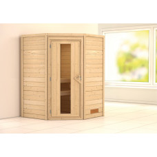 Finská sauna KARIBU FRANKA (59950) Preview