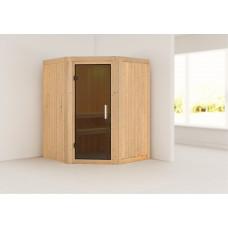 Finská sauna KARIBU LARIN (75604) Preview