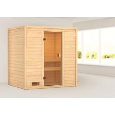 Finská sauna KARIBU SELENA (6164) Preview