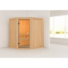 Finská sauna KARIBU FAURIN (6190) Preview