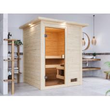Finská sauna KARIBU SANDRA (6160) Preview