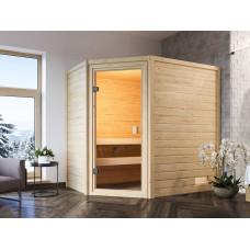 Finská sauna KARIBU JELLA (6166) Preview