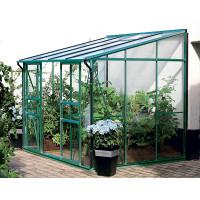 VITAVIA IDA skleník 5200 PC 6 mm zelený