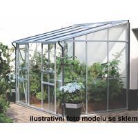 VITAVIA IDA skleník 5200 PC 4 mm strieborný