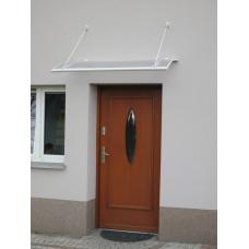LANITPLAST stříška nad dveře TURKUS 140/85 - Bílá Preview