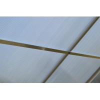 Zpevňující střešní lišty pro skleník LANITPLAST PLUGIN 6x8