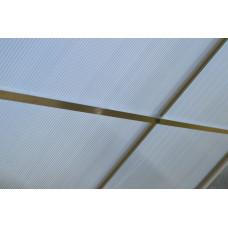Zpevňující střešní lišty pro skleník LANITPLAST PLUGIN 6x10 Preview
