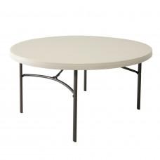 Kulatý skládací stůl 152 cm LIFETIME 80121 Preview