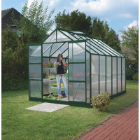 VITAVIA URANUS skleník 9900 PC 6 mm zelený